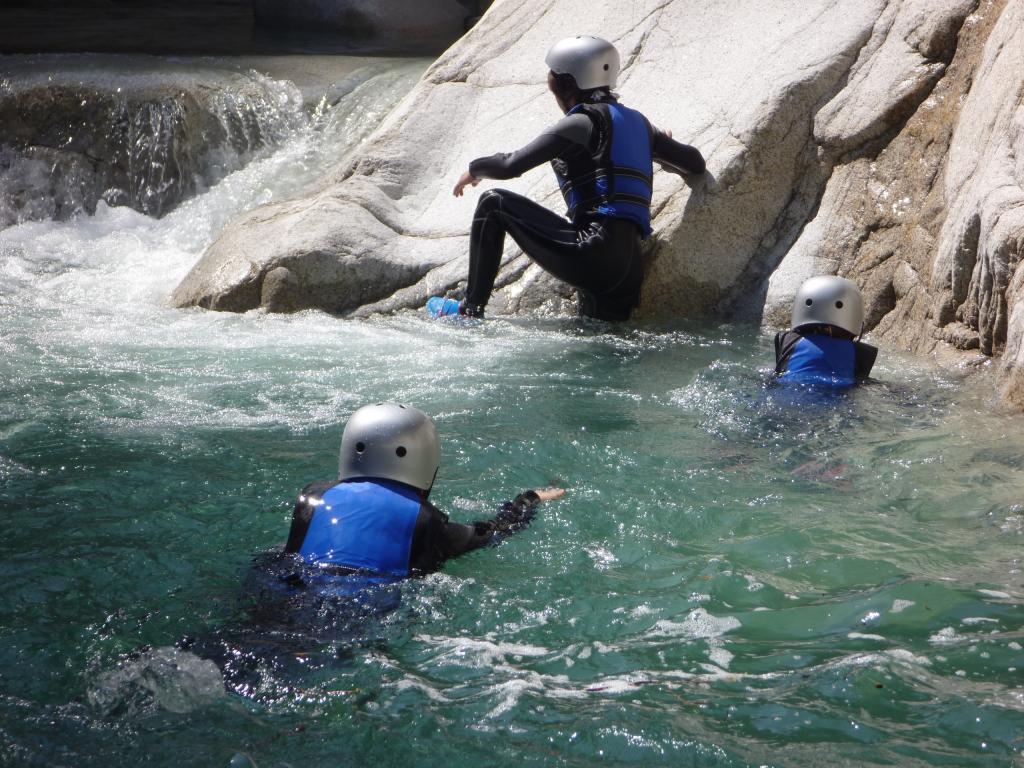 神崎川シャワークライミングの写真