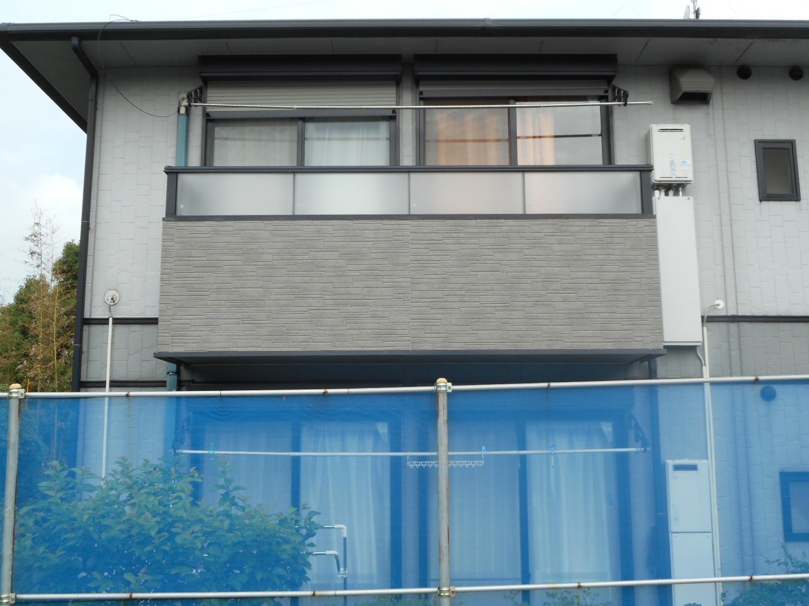京都府宇治市-サイディング張替え工事002