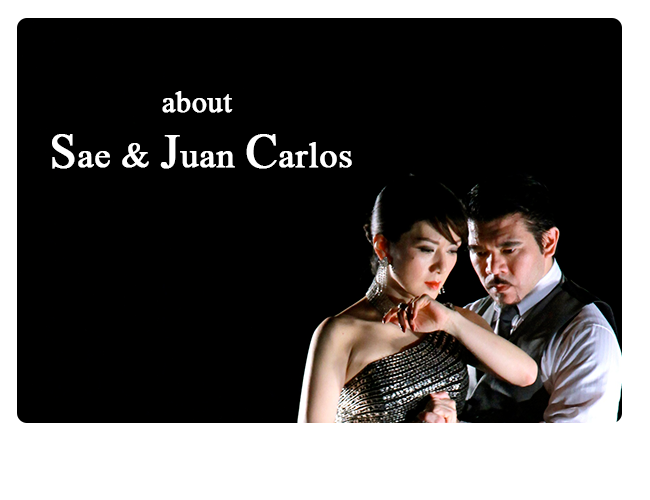 about Sae and Juan Carlos