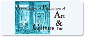Association of Promotion of Art & Culture, Inc. logo