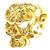 T-SKULL RING ボルネオスカルリング Size:#19(8K) ¥120,000