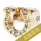 テンダーロイン高価買取 T-H.S RING ホースシューリングSize:#13(8K×ダイヤ) 正規取扱店レシート付属高額査定!