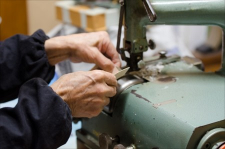 京都市でオーダー革靴の製作が可能な【VOGA】では職人の手で作るMADE IN JAPANを大切にしています!