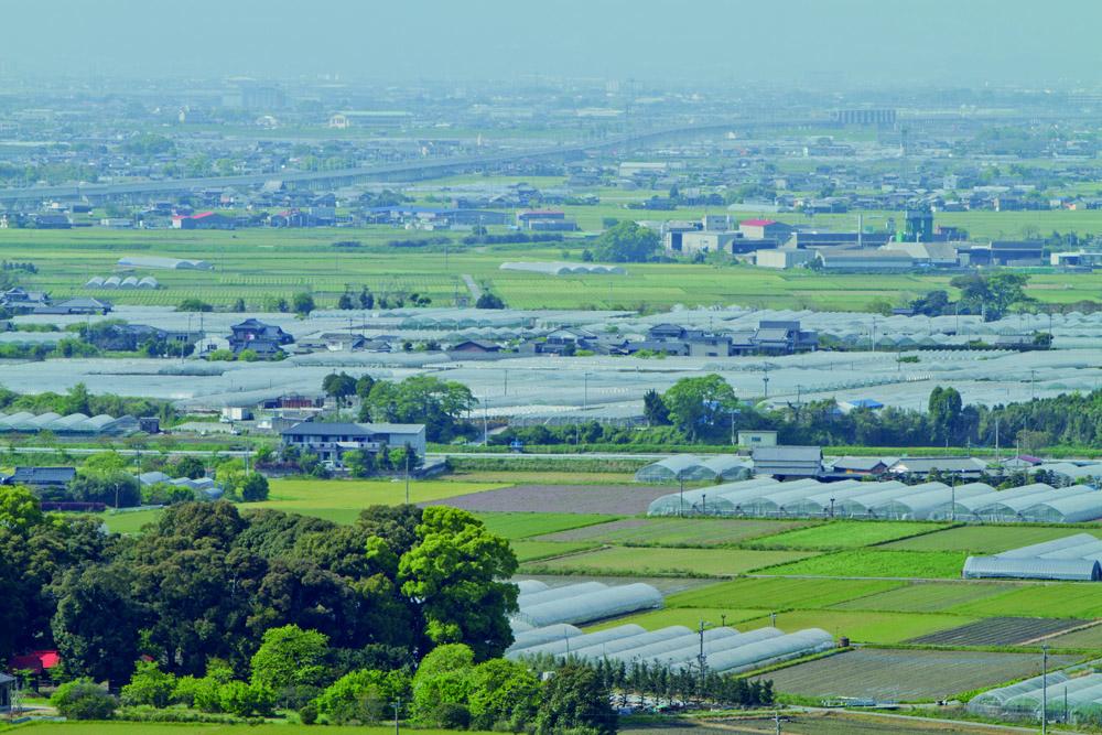 みやま市の風景